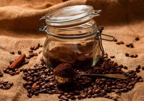 Como conservar o café após aberto