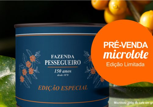 Lançamento do Microlote Comemorativo