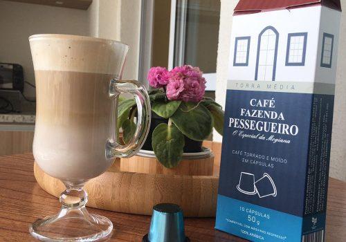 Receita de Gingernut Coffee