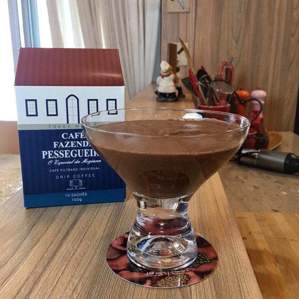 Quem gosta de Mousse de Chocolate?